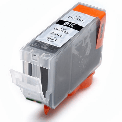 Individual compatible brand ink cartridges for Canon Pixma iP5200, iP5200R