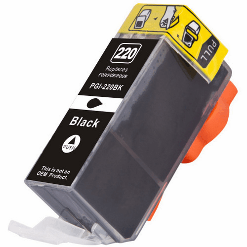 Individual compatible brand ink cartridges for Canon Pixma MP980, MP990