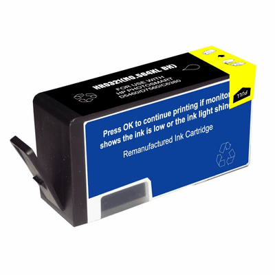 Individual compatible brand ink cartridges for HP 564XL