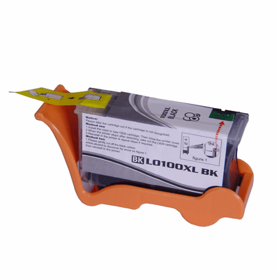 Individual compatible brand ink cartridges for Lexmark 100XL