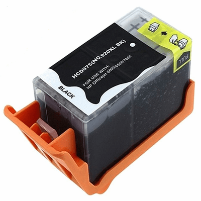 Individual compatible ink cartridges for HP 920XL