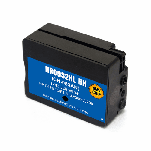 Individual compatible ink cartridges for HP 932XL, 933XL