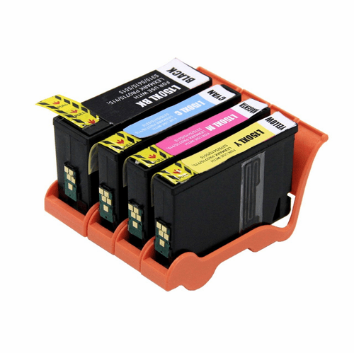 Lexmark 150XL ink cartridges - compatible brand 4 pack combo