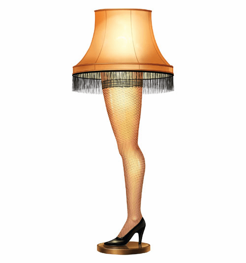 A Christmas Story Standees