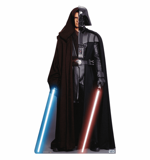 Anakin Skywalker/Darth Vader Star Wars Standee
