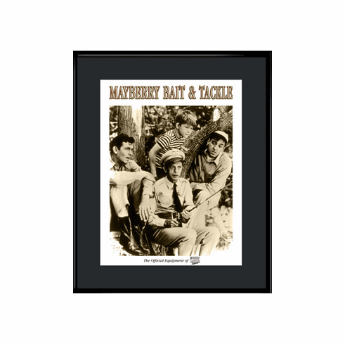 Andy Griffith Show Lithograph