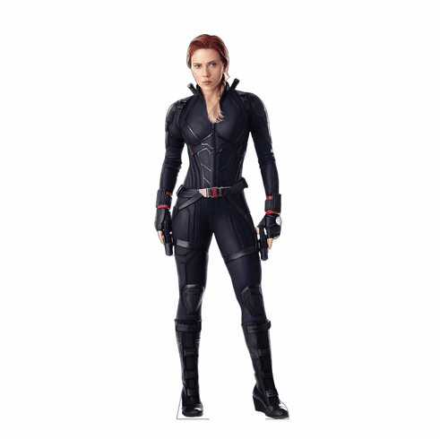 Avengers Black Widow Standee