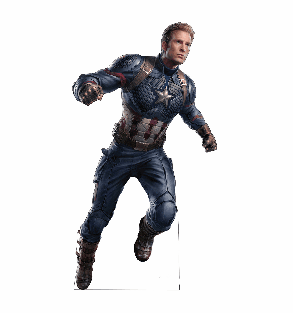 Avengers Captain America Take Off Standee