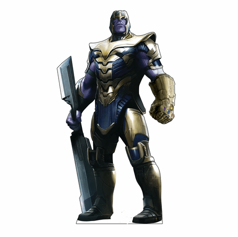 Avengers Thanos Standee