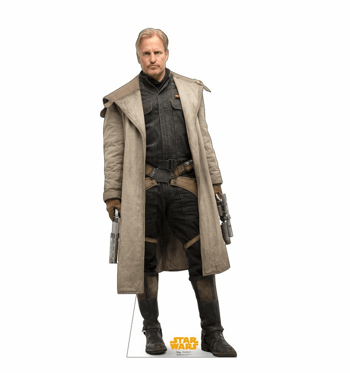 Beckett Star Wars Han Solo Movie Standee