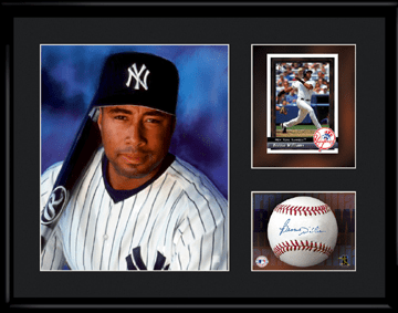 Bernie Williams Toon Collectible
