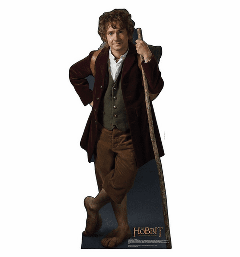 Bilbo Baggins The Hobbit Standee