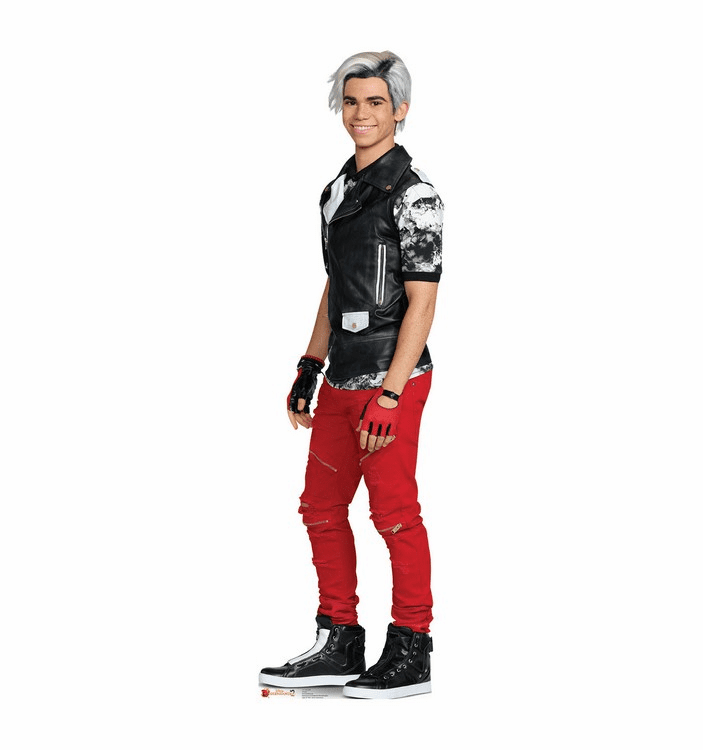 Carlos DeVil Disney's Descendants 2 Standee