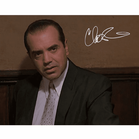 Chazz Palminteri Signed 'A Bronx Tale' 8x10 Photo