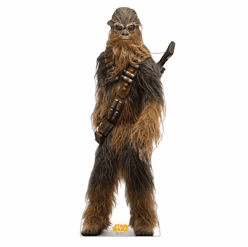 Chewbacca Star Wars Han Solo Movie Standee