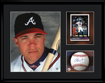Chipper Jones Toon Collectible