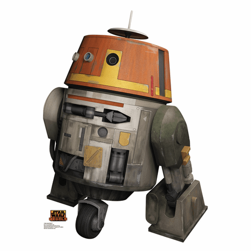Chopper Star Wars Rebels Standee