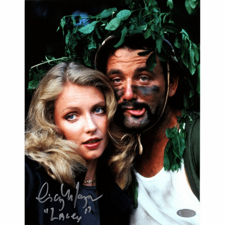 "Cindy Morgan Signed 8x10 Photo w/ "" Lacey"" Insc."