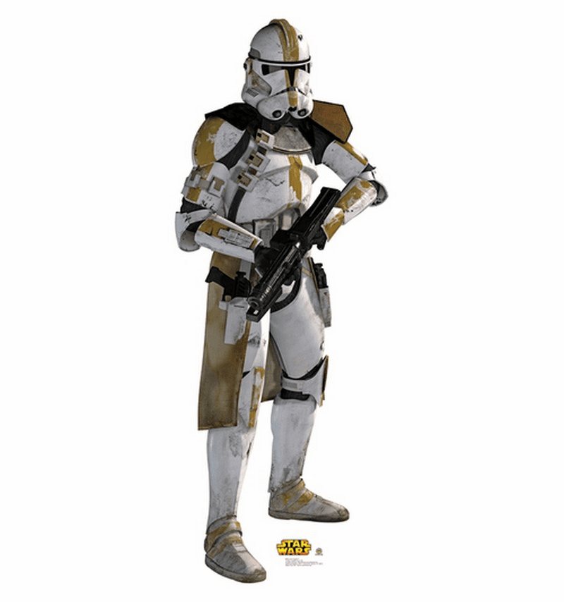 Clone Trooper Star Wars Standee