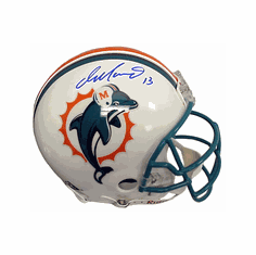 Dan Marino Autographed Authentic Riddell Full-Sized Helmet