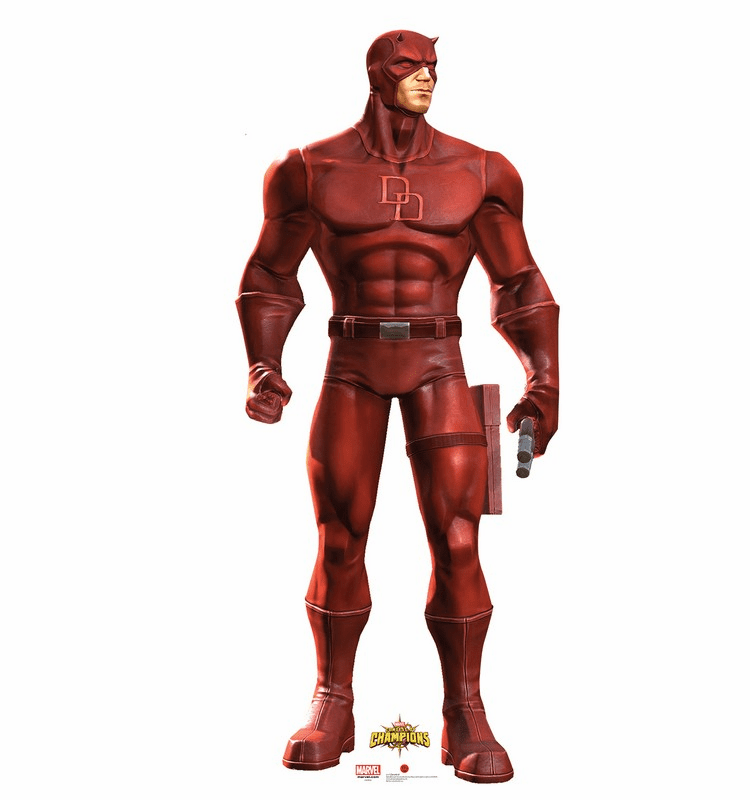 Daredevil Marvel Contest of Champions Game Standee