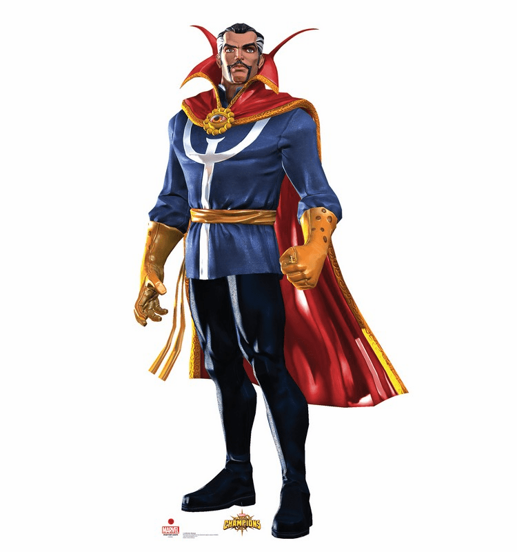 Doctor Strange Marvel Contest of Champions Game Standee