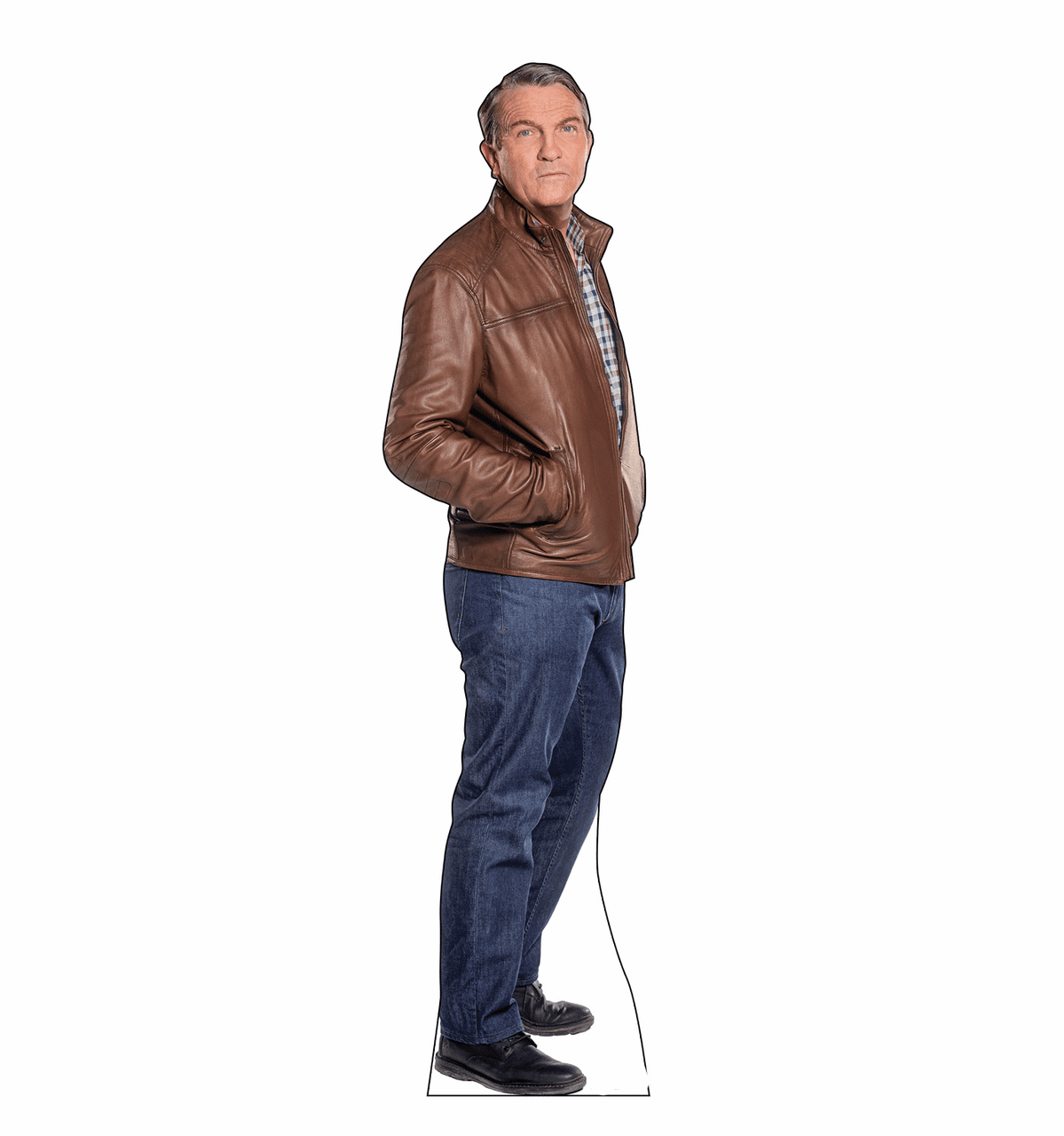 Doctor Who Graham Standee