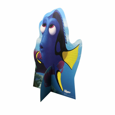 Double Sided Dory Standup Finding Dory Cardboard Cutout