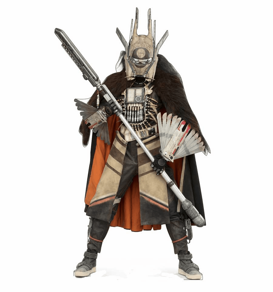 Enfys Nest Star Wars Han Solo Movie Standee