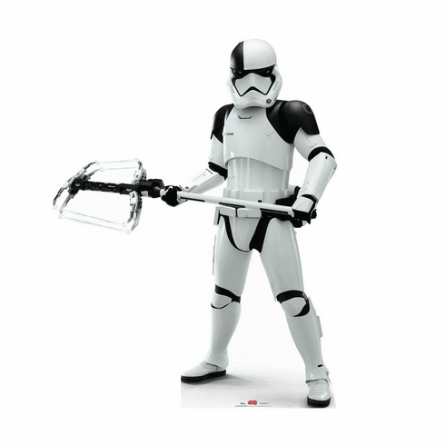 Executioner Trooper Star Wars VIII The Last Jedi Standee