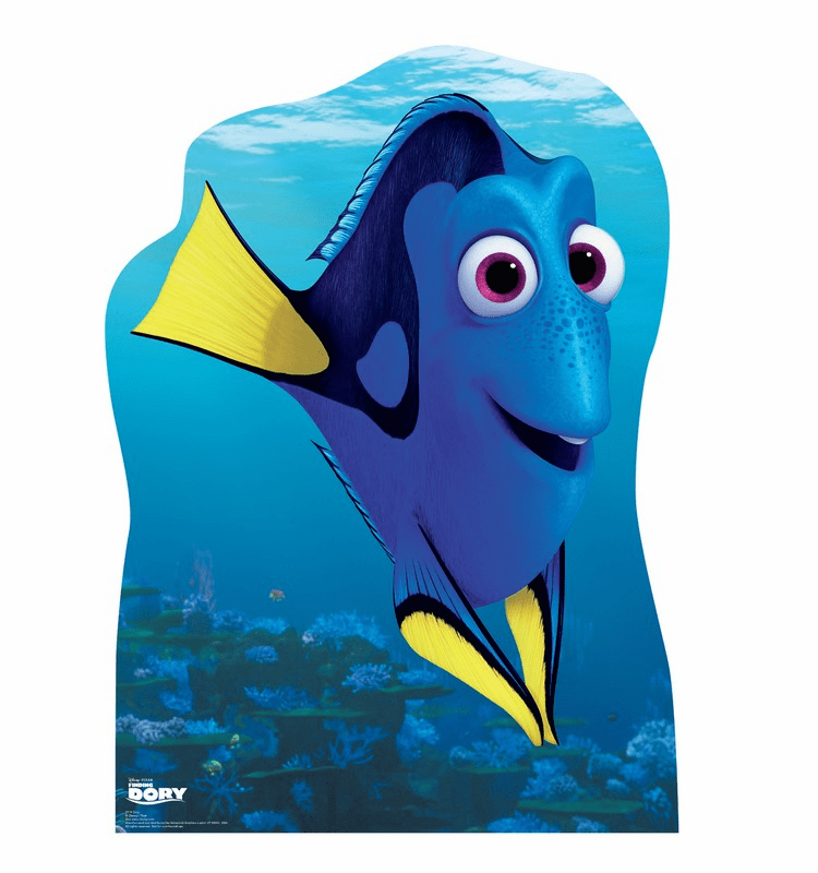 Finding Dory Standees