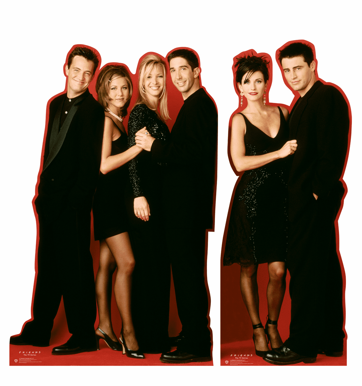 Friends Cardboard Cutout