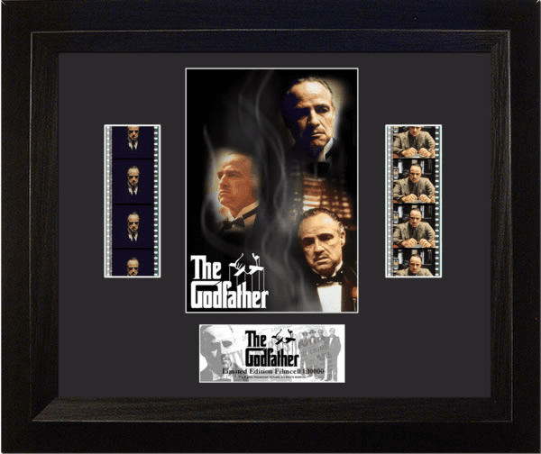 Godfather Part I Double Filmcell - Limited Edition