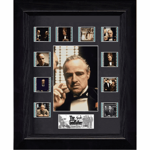 Godfather Part I Mini Montage Filmcell - Limited Edition
