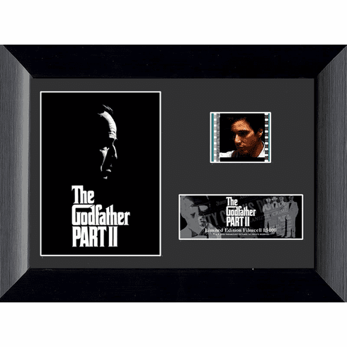 Godfather Part II Mini Filmcell - The Limited Edition