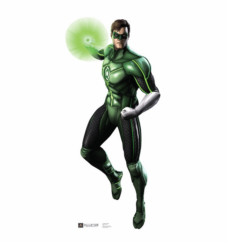 Green Lantern Injustice DC Comics Game Standee