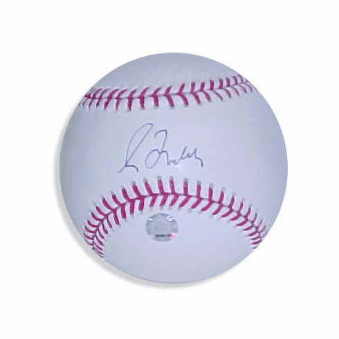 Greg Maddux Atlanta Braves Authentic Autographed MLB Baseball
