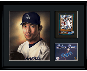 Hideo Nomo Toon Collectible