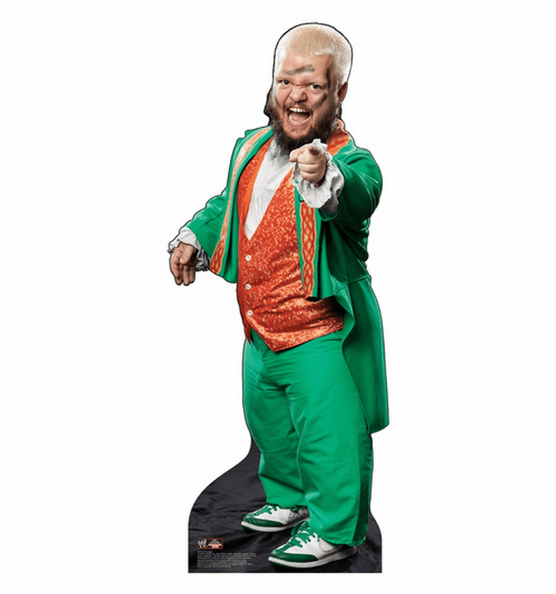 Hornswoggle WWE Standee