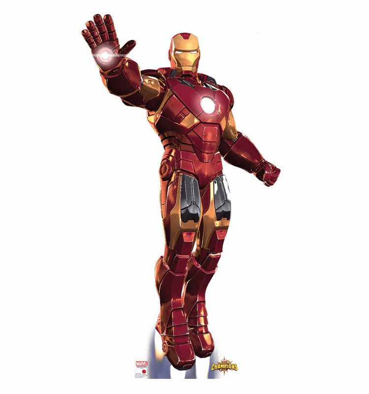 Iron Man Marvel Contest of Champions Game Standee
