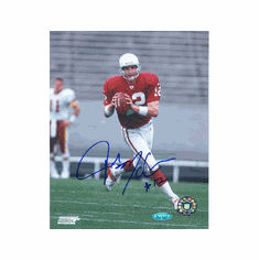 Josh McCown Arizona Cardinals Autographed Photofile 8x10 Photo