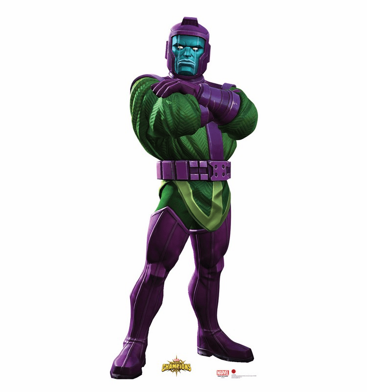 Kang Marvel Contest of Champions Game Standee