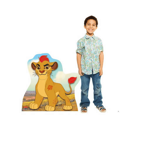 Kion Disney's Lion Guard Cardboard Cutout