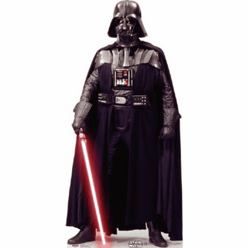 Life Size Darth Vader Standee