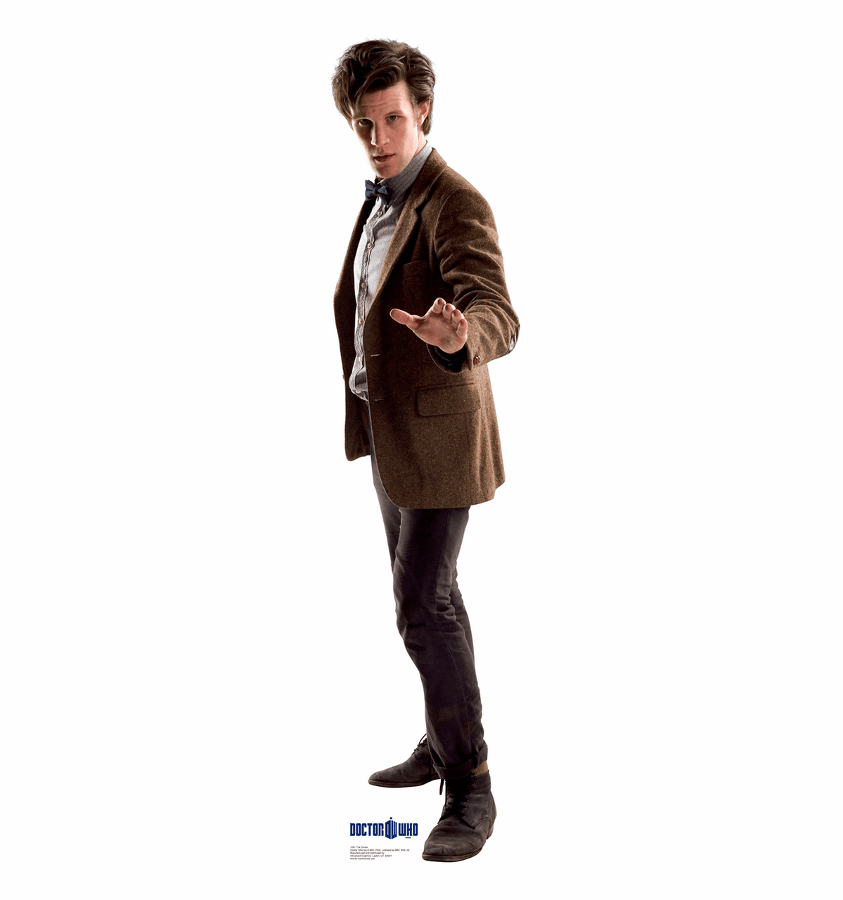 Life Size Doctor Who Standees