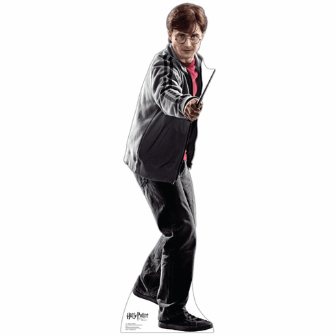 Life Size Harry Potter Standee