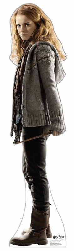 Life Size Hermione Granger Standee