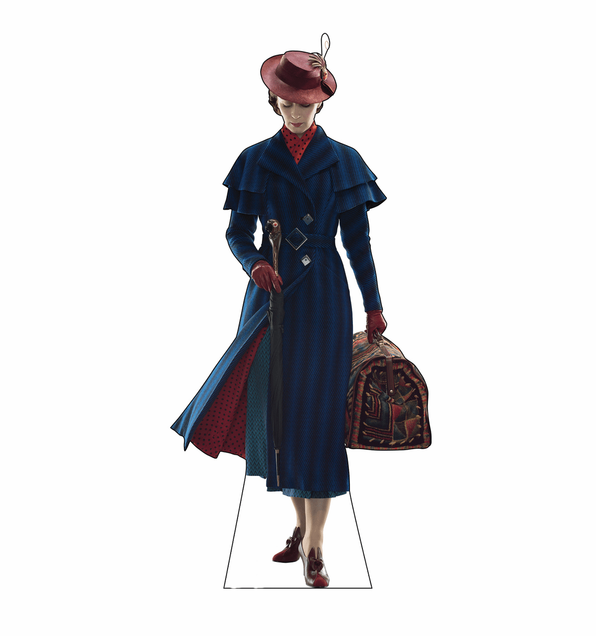 Life Size Mary Poppins Standees