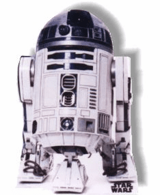 Life Size R2D2 Standee