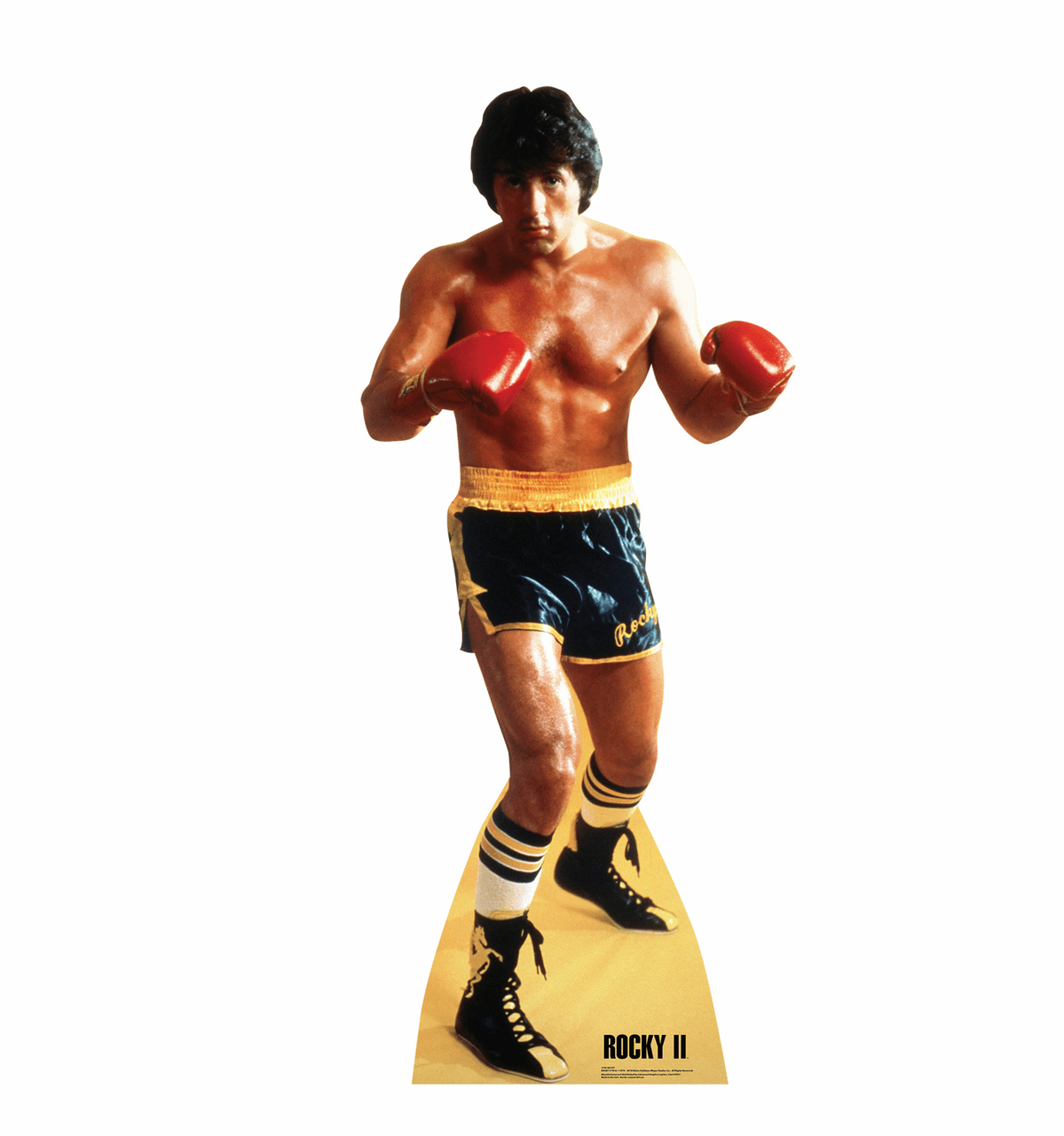Life Size Rocky Standees